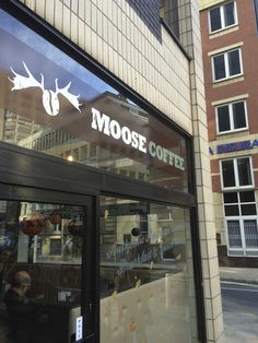 Moose Coffee in Manchester