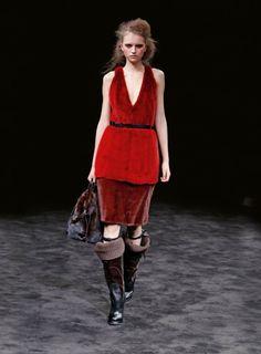 Womenswear Fall Winter 2009 - Fashion Show   Prada.com