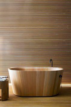Nice 99 Simple and Cozy Wooden Bathroom Ideas https://homeastern.com/2017/07/13/99-simple-cozy-wooden-bathroom-ideas/