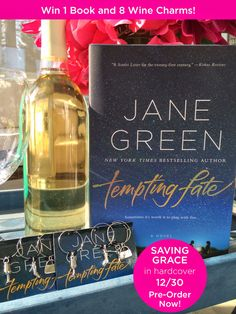 Writer's Corner: Special Giveaway Treat from Jane Green