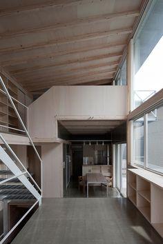 KAZUHIKO NAMBA+KAI WORKSHOP: boxhouse 134