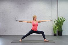 Want to add a little yoga flow to your daily routine, but don't have time to make it to a full class? This yoga-flow sequence can be done just about anywhere (home, park, beach) and is designed to build physical strength and engage the core and leg muscles. Give it a try and you just might find that extra burst of openness and joy you need to take on the day.