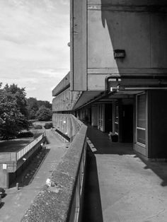 Robin Hood Gardens, Poplar, east London, by Alison and Peter Smithson…