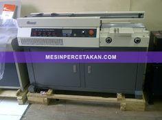 Mesin lem panas   Mesin percetakan jilid buku