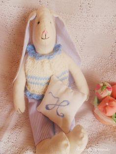 Henrique Bunny - AnnCrafts Blog
