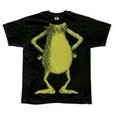Love this Dr. Seuss No Head Grinch body t-shirt. Great for Christmas -- wouldn't it be great as an off-season Halloween costume, LOL? #thegrinchwhostolechristmas