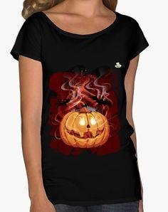 Camiseta Calabaza B Camiseta mujer cuello ancho & Loose Fit  19,90 € - ¡Envío gratis a partir de 3 artículos!
