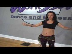 Belly Dancing: Twist Shimmy