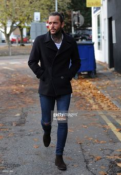Pete Wicks sighting on October 25, 2015 in Brentwood, England.