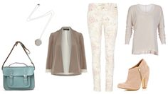 daily look - mint satchel & ankle boots