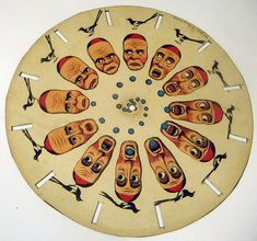Phenakistoscope disc