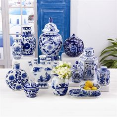 Canton Ceramic Collection
