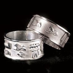 New diamond Egyptian wedding ring Egyptian Themed Wedding Ideas Pinterest The o ujays Wedding and Wedding ring
