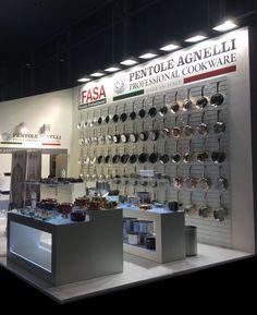 Pentole Agnelli alla fiera Ambiente a Francoforte / Pentole Agnelli at Ambiente fair in Frankfurt