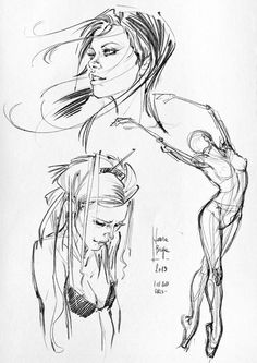 Laura Braga Sketches (facebook)