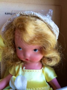 Family Series Bridesmaid 86  Nancy Ann Storybook Doll by Jewelmoon