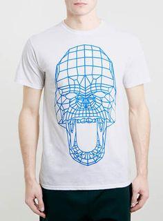 Art Disco – T-shirt crâne de gorille* - T-shirts et débardeurs Homme  - Vêtements Homme