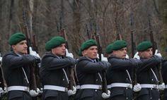 German Army grows breast because of Gun Drills