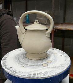 https://flic.kr/p/7yp7v6   Jennifer Allen Pottery Workshop