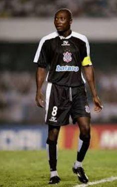 Freddy Rincón, Corinthians Paulista. Corinthians Time, Sport Club Corinthians, Fifa, Good Soccer Players, Most Popular Sports, Football Soccer, Nostalgia, Sporty, Passion