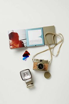 Thinking of trying Lomography  out and this camera looks like a winner!   Lomography Diana F+ Cuvee Prestige Camera