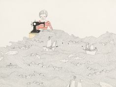 submission - the seamstress by sarah burwash