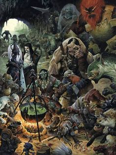 wesschneider:  Have you see Wayne Reynolds's amazing cover for Pathfinder Roleplaying Game Monster Codex yet?