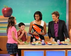 Interesting Article | Michelle Obama and Dr. Oz How to Battle Childhood Obesity