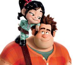 30 Character designs from Disney Animation Movie Wreck It Ralph. Read full article: http://webneel.com/30-character-designs-disney-animation-movie-wreck-it-ralph | more http://webneel.com/3d-characters | Follow us www.pinterest.com/webneel