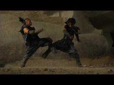 This is a scene (with spoiler) from NINJA HUNTER (Ninja-gari), 2015 action movie directed by Chiba Seiji. Big fight coordinated by Sonomura Kensuke, with Kog. Action Movies, Ninja, Scene, California, Inspirational, Japanese, Youtube, Japanese Language, Ninjas