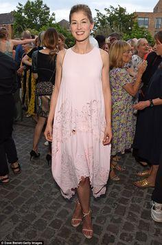 Rosamund Pike  June 2017