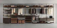 Rimadesio Zenit design inloopkasten, roomdividers, walk-in closet Dressing Room Closet, Closet Bedroom, Walk In Wardrobe, Wardrobe Design, Closet Minimalista, Muebles Home, Wardrobe Systems, Walking Closet, Boffi