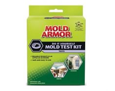 Home Armor | Do It Yourself Mold Test Kit