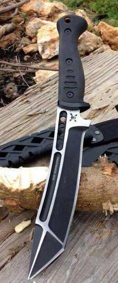 Sabotage Tanto Fighter Knife
