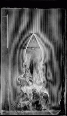 Air Movement Study, Étienne-Jules Marey, 1901