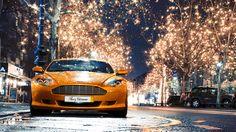 Aston Martin #DB9