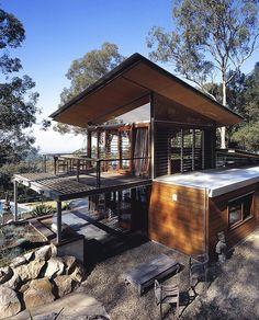 Charming Maison Luxe Bois Bowen Mountain   Des Idées Pour Le Décoration Et Le  Bricolage, Pour