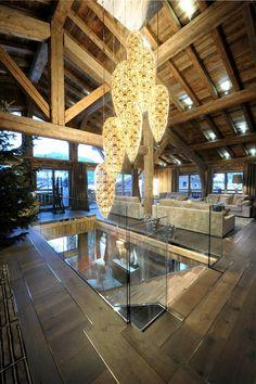 ARABESQUE LIGHTFALL SENSATION X 7 | Chalet Brickell by Pure Concept | #luxury…