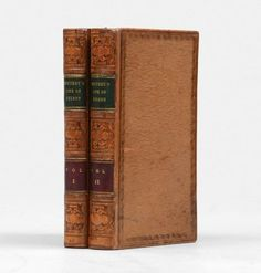 The life of Horatio Lord Nelson, by Robert Southey 1st Edition 1813.