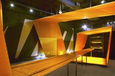(Wide) Band Nomadic Cafe | Griffin Enright Architects | Archinect