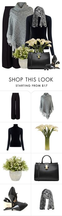 """""""Untitled #6948"""" by lisa-holt ❤ liked on Polyvore featuring Miss Selfridge, M.i.h Jeans, Nearly Natural, Marc Jacobs, Calvin Klein and David Yurman"""
