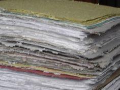 Artesanato Com Papel Passo A Passo – A Partir de uma simples folha de papel de presente é possível c