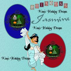 Jasmine character 8 x 8 quick page - verticle photo openings by KingsHolidayDesign on Etsy