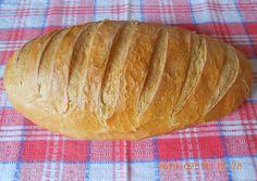 Kovászos házi kenyér recept foto Hungarian Recipes, Bread Rolls, Kenya, Bread Recipes, Carne, Cooking, Modern, Bakken