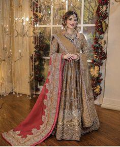 Beautiful Bridal Dresses, Fancy Wedding Dresses, Beautiful Pakistani Dresses, Asian Bridal Dresses, Pakistani Formal Dresses, Asian Wedding Dress, Pakistani Fashion Party Wear, Pakistani Wedding Outfits, Pakistani Dress Design
