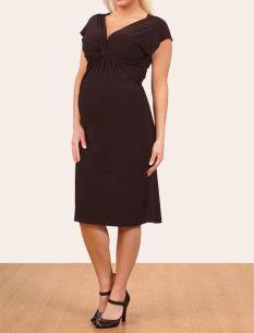 If only this weren't plus size. Plus Size Sleeveless Tie Detail Maternity Dress Maternity Dresses, Plus Size, Tie, Detail, Formal, Clothes, Black, Women, Fashion