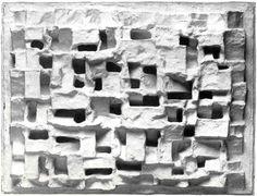 R 60-20 (1960) Window Blind Relief (1961) R 62-13 (1962) Untitled (1964) Untitled (1964) Rythmic Quadtratic Relief (1968) R 71-10 (1971) R 81-7 (1981) R 82-1 (1982) R 82-2 (1982)