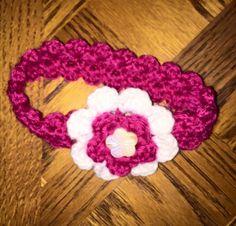 Crochet headband #ldjcrochet @ldjcrochet