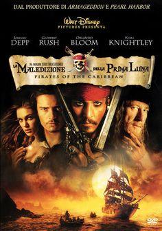 """2003 esce al cinema """"La maledizione della prima luna"""" primo capitolo della saga dei """"pirati dei caraibi""""."""
