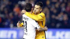 Valencia - FC Barcelona (1-1) | FC Barcelona